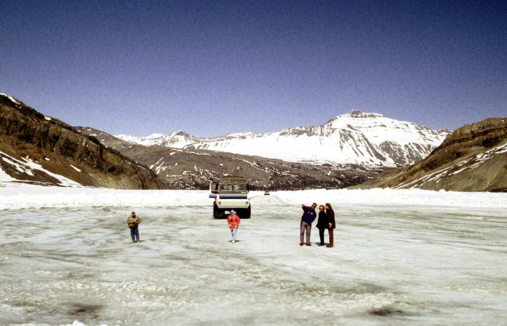 Athabasca-Gletscher-1997