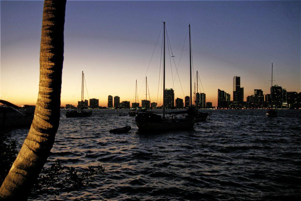 Blick-auf-Miami