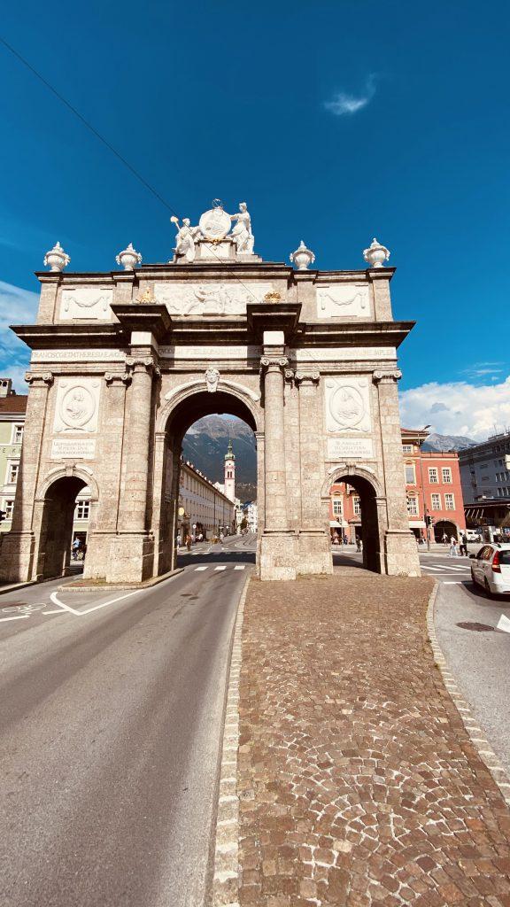 Innsbruck Triumph Bogen