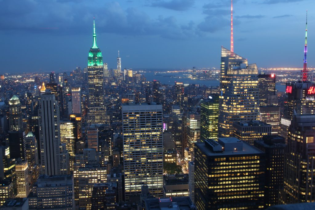 Skyline New York 02